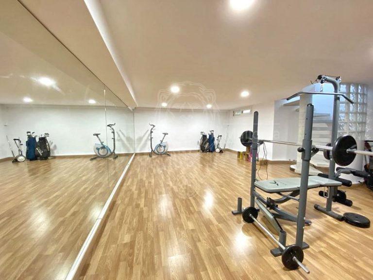 M-33035 Gym