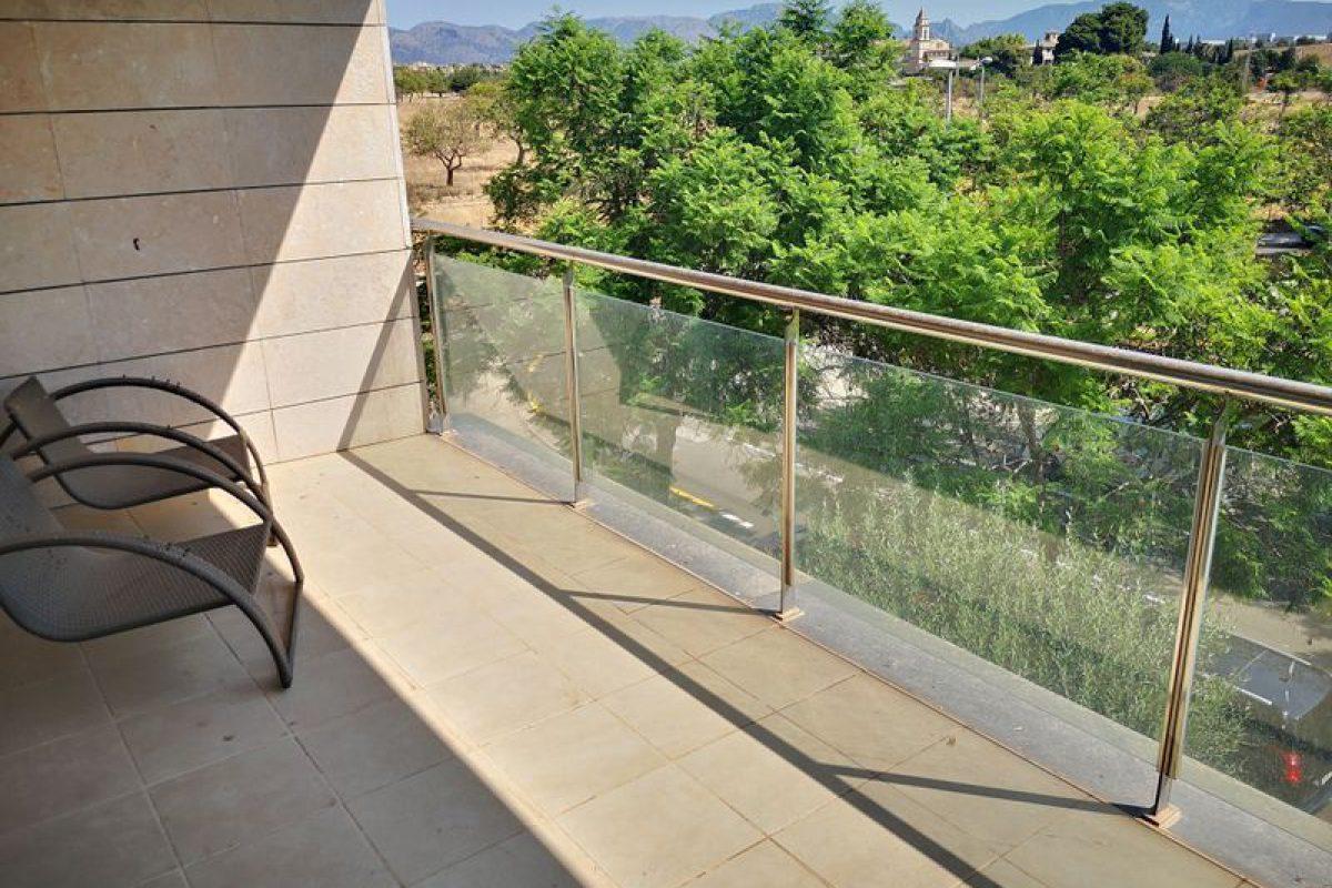 Terrasse.